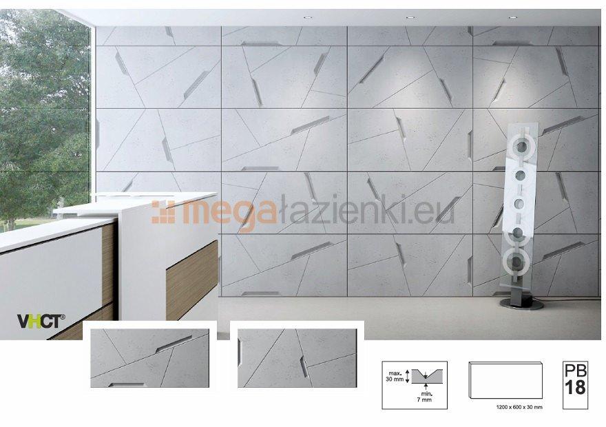 Beton architektoniczny VHCT model BP18