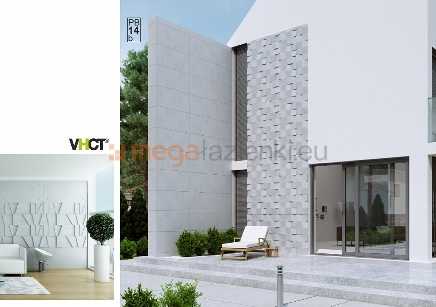 Beton architektoniczny VHCT