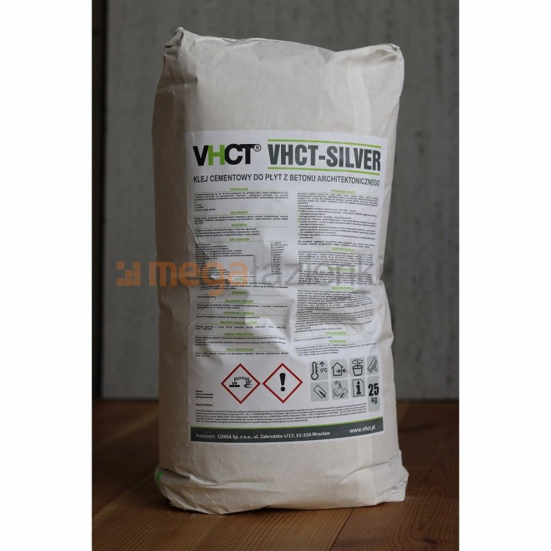 Klej cementowy VHCT Silver