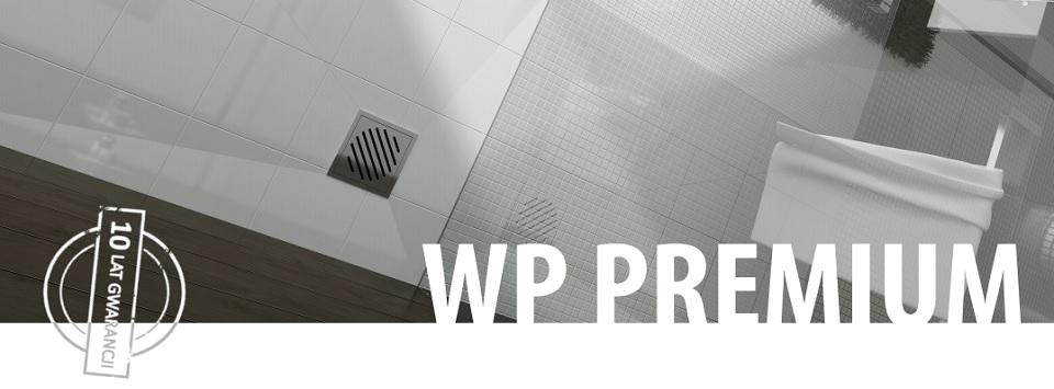 Odwodnienie liniowe wiper premium slim